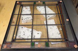 Enkel Glas Isoleren.Glas In Lood Isoleren Is Veilig En Duurzaam Jansen Glasatelier