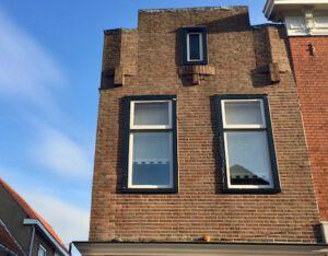 Brielle Voorstraat glas