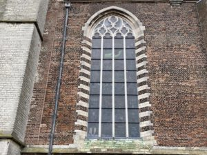 Glas in lood Brielle Kerk
