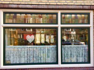 Glas in lood isoleren in dubbelglas