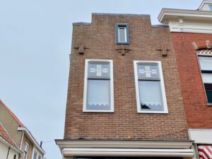 glas in lood Voorstraat Brielle