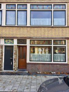 Glas in lood Rembrandtlaan Schiedam