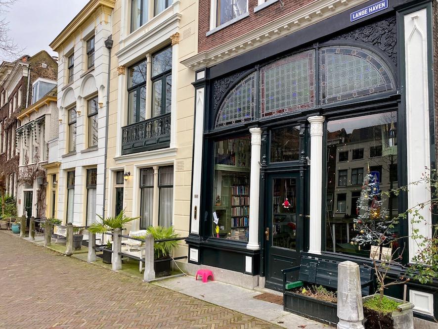 Glas in lood Schiedam