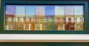 Glas-in-loodramen isoleren in dubbelglas Schiedam